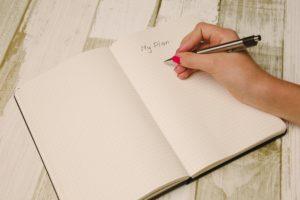 مذكرة الأفكار السلبية